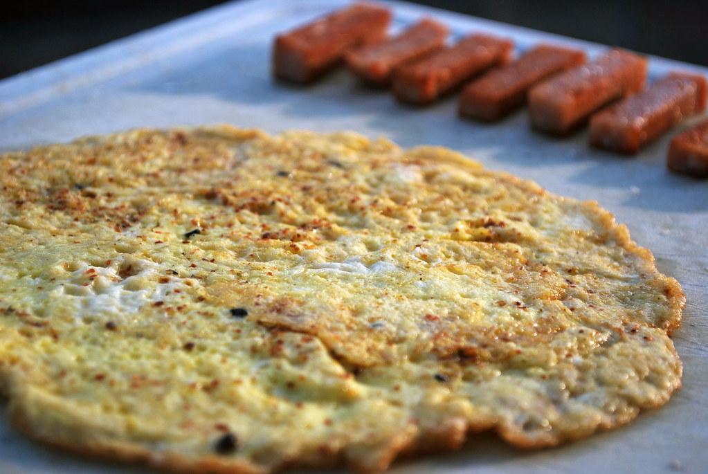 Chirashi Egg Spam