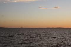 "O pôr-do-sol de Belém Novo - as ""Pedras de Belém Novo"" (Vagner Eifler) Tags: brasil natureza portoalegre pôrdosol lagoguaíba riograndedosul pedras belémnovo pedrasdebelémnovo"