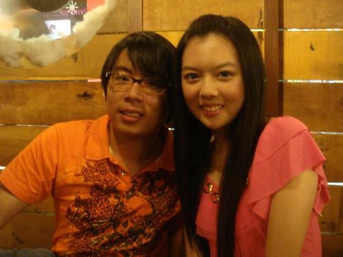 Jayren and Chee Li Kee