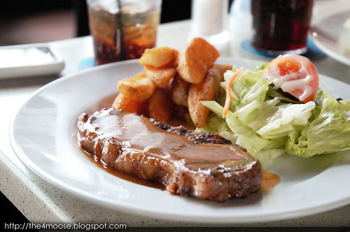 Bistro@Changi - Grilled Sirloin Steak