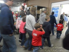 HomeTown Heroes Christmas Eve Walmart