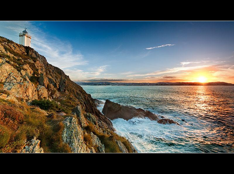 Faro de Mera. Mera´s Lighthouse. CORUÑA.
