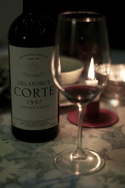 1997 Delaforce Quinta da Corte Vintage Port