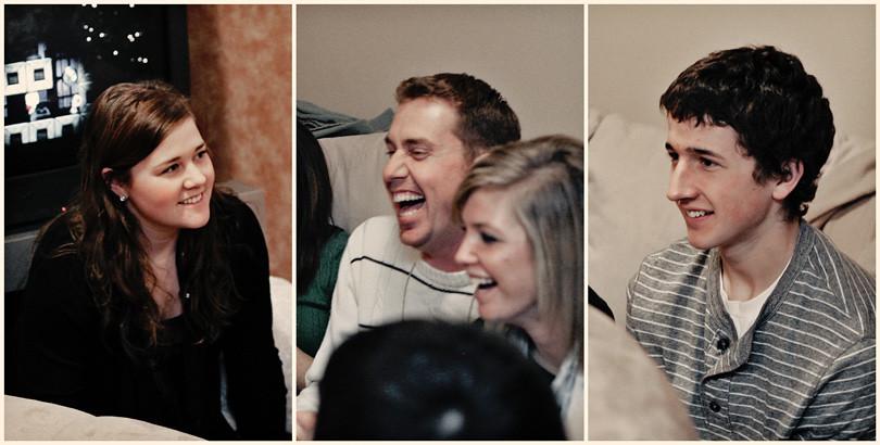 Sami, Charlie, Shannon & Jake