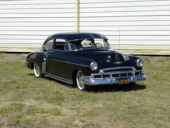 Eddies Fleetline (quanticchaos1000) Tags: old canada chevrolet car cool nikon alberta 1949 p90 fleetline quanticchaos1000