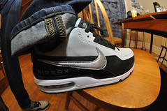 Phresh Nikes (PhelanAnufrijevas) Tags: friends night fun lights ryan decmeber mj denver tattoos smoking fisheye jokes late rap hangingout millerhighlife nikond90 fightingforce fourloko danismith randydriver evansdrums
