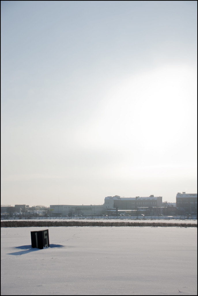 Tempelhof, Siberia #2.