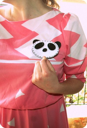 Felty Panda