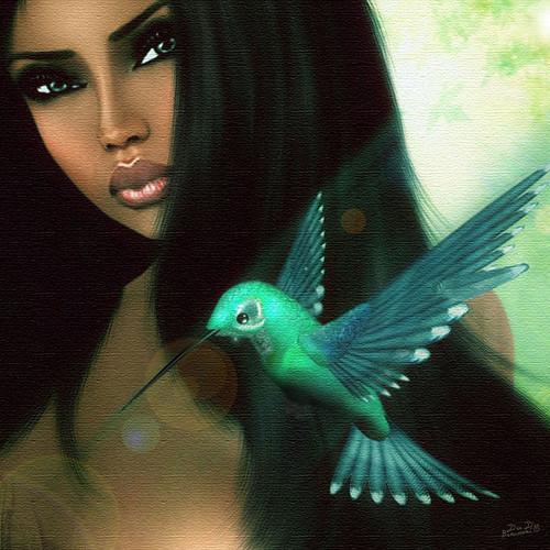Beauty & The Bird