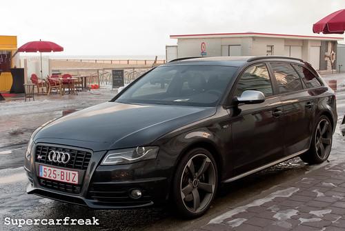 2010 Audi S4 Engine