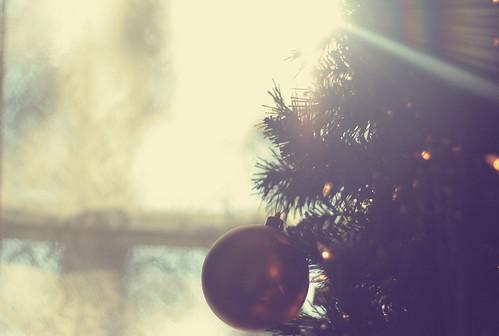 christmas eve glow