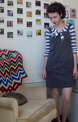 stripes (teacupadventure) Tags: stripes bow jumper sailor nautical