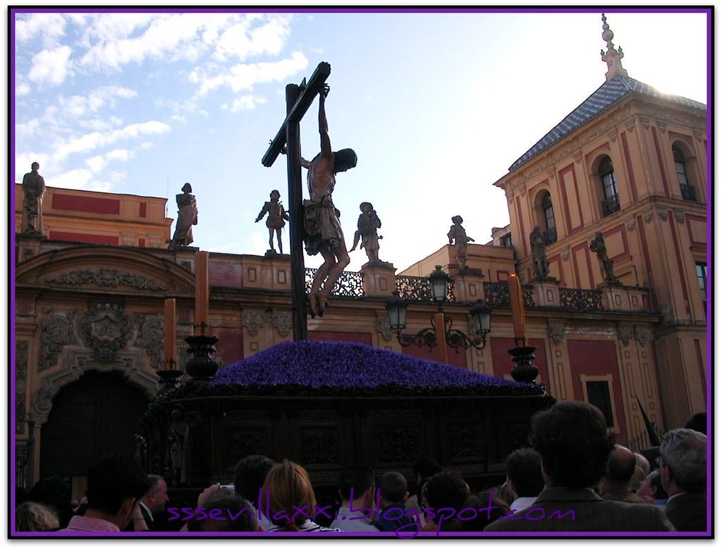 Santísimo Cristo de la Buena Muerte. Martes Santo 2005.