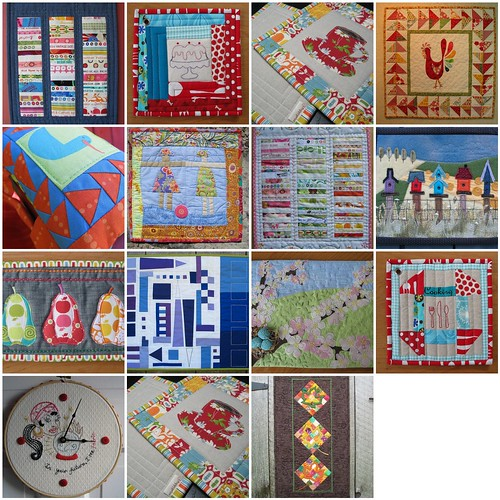 Stuff I Swapped in 2010 by Poppyprint