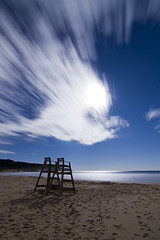 Nubes a la fuga (Jos Andrs Torregrosa) Tags: longexposure sea clouds canon mar playa murcia nubes cartagena 2010 joseandres largaexposicion calblanque 40d tokina1116 friodecohones