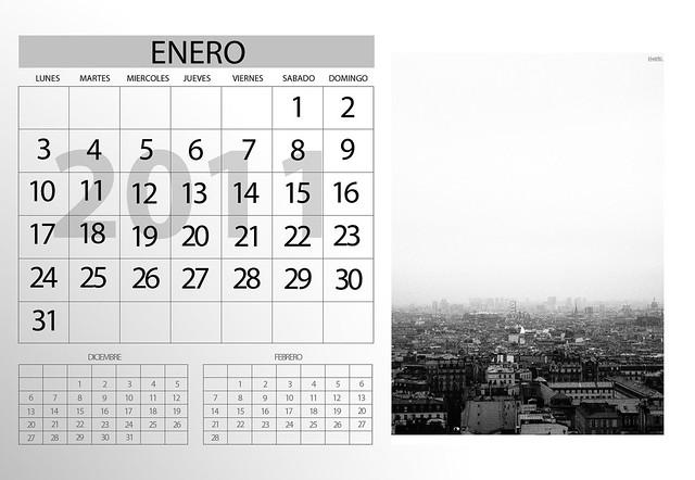 Urtarrila · Enero