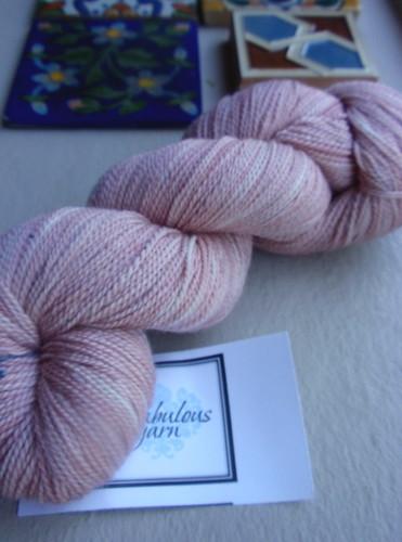 pink salt yarn