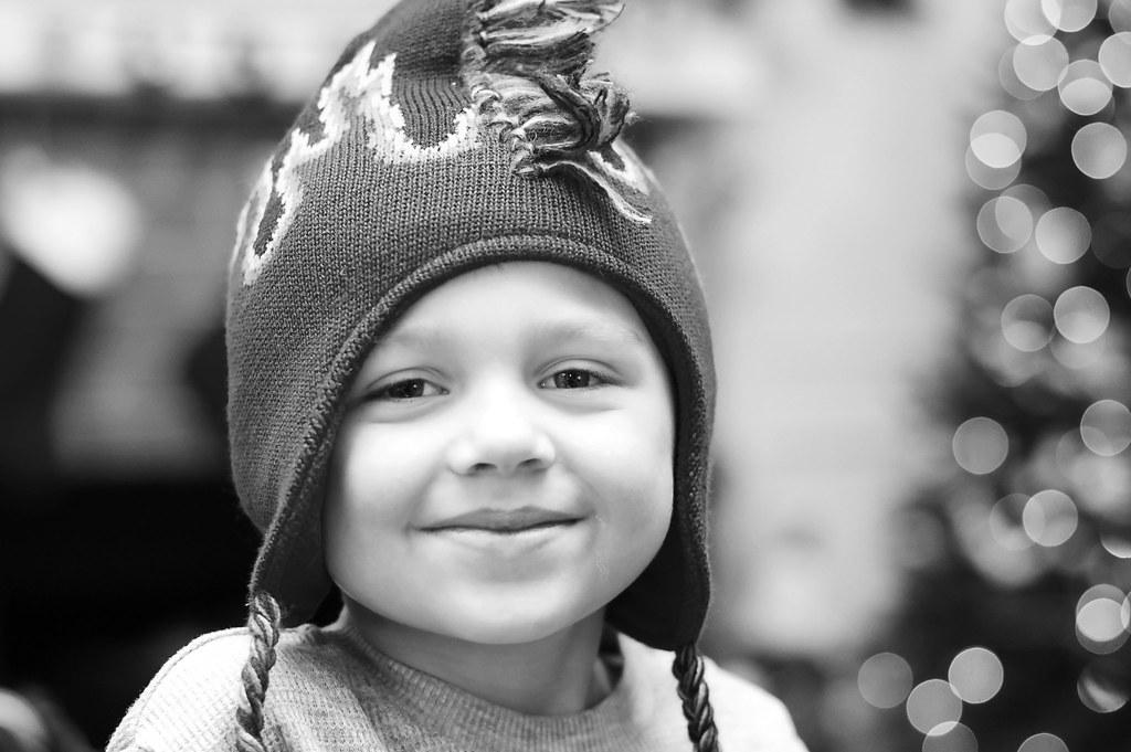Peyton Christmas 2010