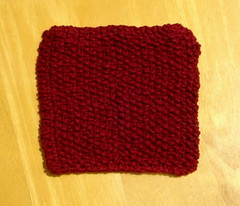 Wine Knit Cotton Cloth (vnbc) Tags: kitchen bathroom handmade knit cleaning clean dishcloth cotton etsy cloth washcloth machinewashable machinedryable vnbcsknittedthings