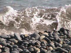 la mar (aiguaclara) Tags: mar agua playa olas ones salada aigua platja piedras pedres colorphotoaward mygearandme