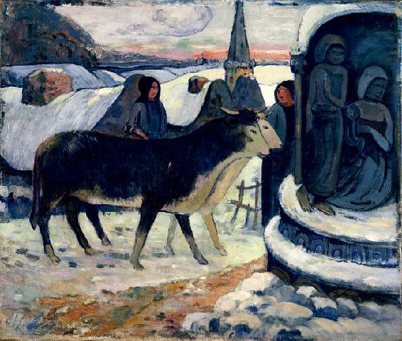 Christmas Night (The Blessing of the Oxen