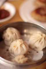 China Pavilion - Shanghai soup dumplings