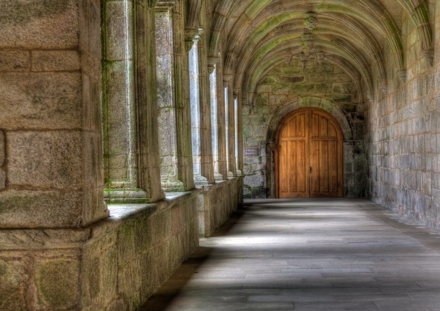 Monasterio de Armenteira.