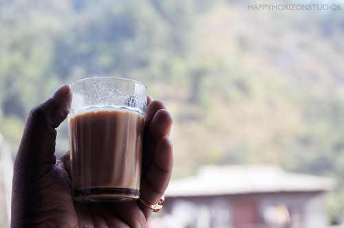 A toast to the Chai