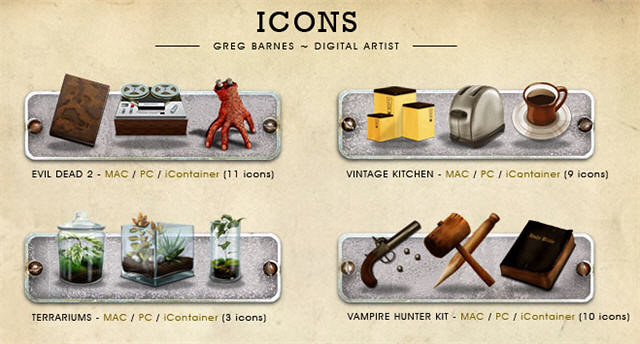 50 New Free High Quality Icons Sets