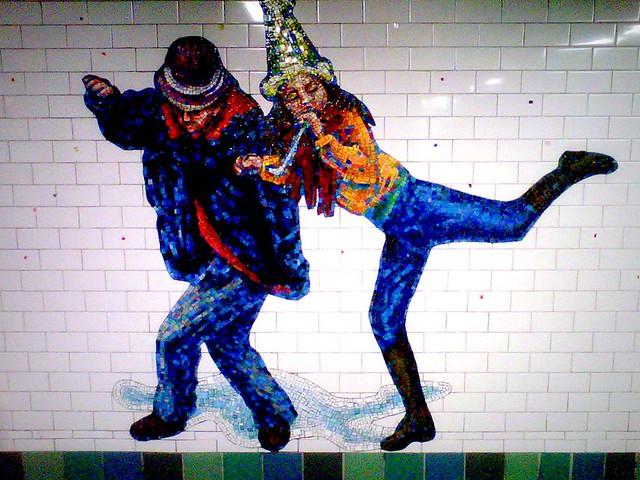 subway squares