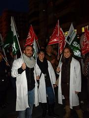 5ª Manifestación Funcionarios Murcia