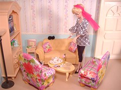 Episode 1 #6 (Bridget_John316) Tags: barbie rement diorama soapopera photostory silkstone lingerie4 dollysoap pemberleyplace