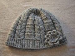 knit knitting hat