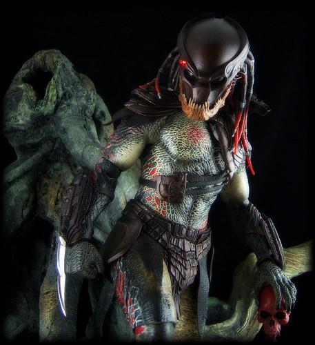 Hot Toys Predators - Berserker Predator - a photo on Flickriver