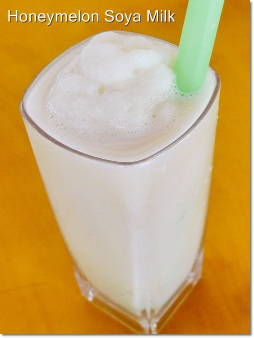 Honeymelon Soya Milk