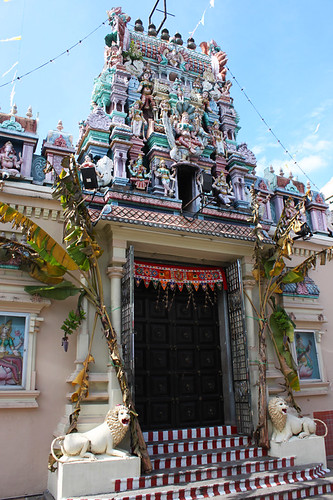 Little India, Georgetown, Penang, day 62