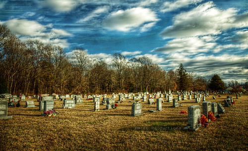 Photowalk 47 of 52 - Mt. Olive Cemetery