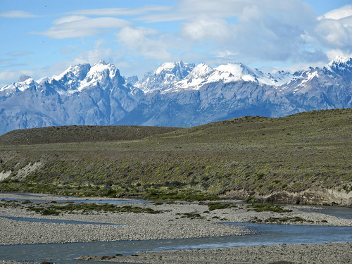 The Andes Near El Chalten - Patagonia, Argentina