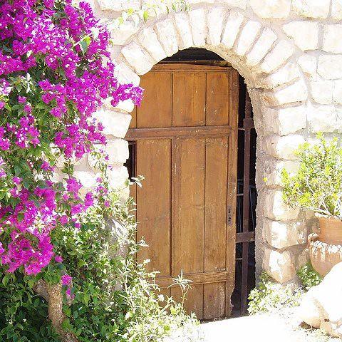 Jerusalem Arch Door