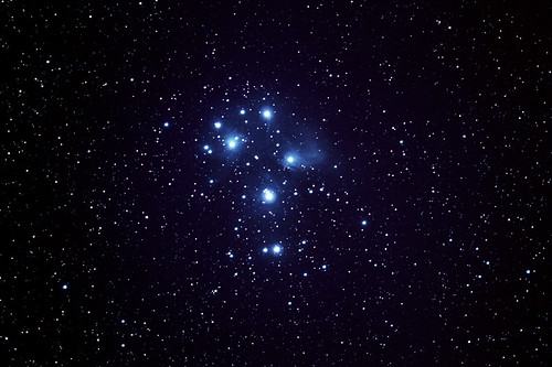 M45. Pleiades.