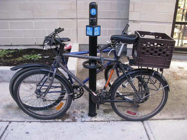 Montreal Bike Parking