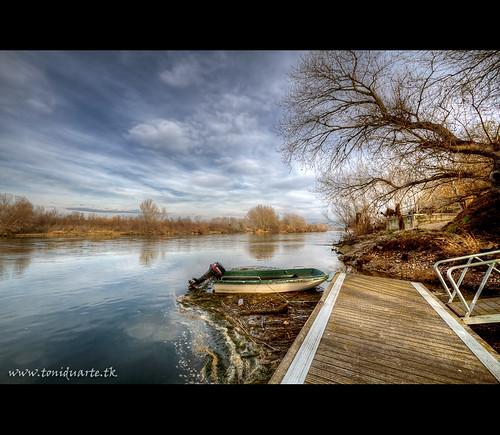 La ribera l'Ebre - La ribera del Ebro.
