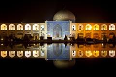 Mosque (mimmopellicola) Tags: noche iran nacht nat mosque noite cami  nuit natt mosk noc no y nachts  irn noapte      khomeini iraan          iro     iranas meydaneshah