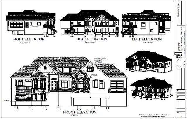 Global House Plans