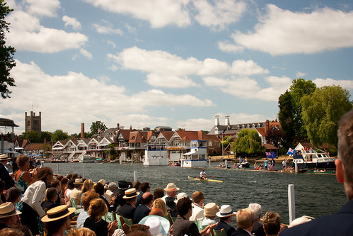 Mahe at Henley