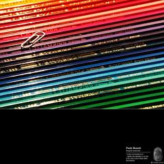 caran d'ache... 1 (paolo.benetti) Tags: nikon clip stress colori matite d300 carandache pastelli
