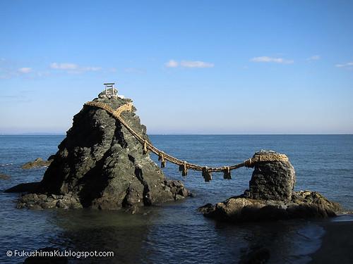 Ise - Futamigaura - Meoto Iwa