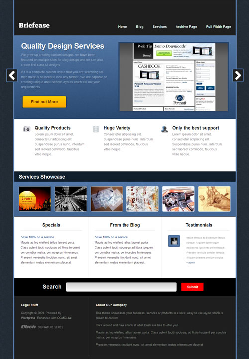 briefcase-wordpress-theme
