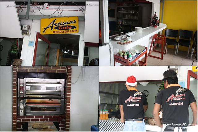 Artisans Pizza @ Langkawi - Environment