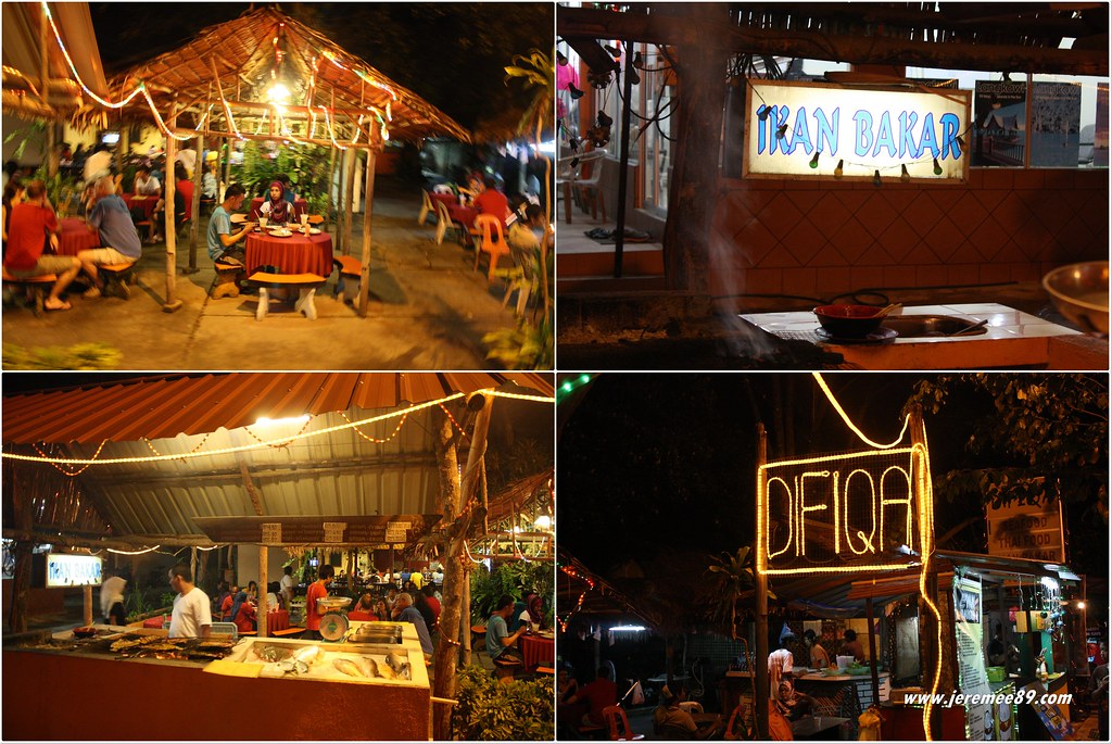 Difiqa Restaurant @ Langkawi - Environment